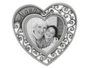 Nana Heart Picture Frame