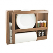 Dish / Cup / Spice / Towel Rack