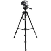 Tripod with 3-Way Panhead Bubble Level