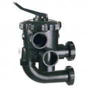 HAYWARD SP0710XR50 3.8cm Mulitport Valve for Vari-Flo D.E. Swimming Pool Filters