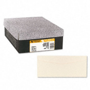 Neenah Paper 65571 Neenah Classic Crest Stationery Envelopes, #10, Baronial Ivory, 500/Box