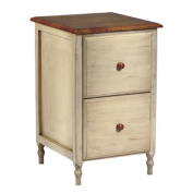 OSP Designs Country Cottage File Cabinet