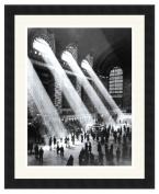 Grand Central Station Framed Print Art - 60cm x 46cm
