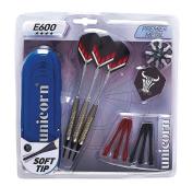 Unicorn E600 Soft Tip Dart Set