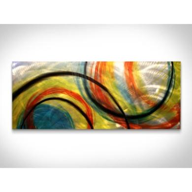 Rainbow Seasons Wall Art