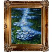 Monet Water Lilies Canvas Art