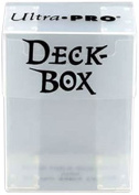 Ultra Pro Clear Deck Box - Yugioh Size