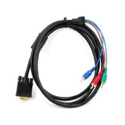 VGA to RCA Component RGB Cable 1.8m - M/M