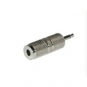 C2G / Cables to Go 40630 2.5mm Mono Male to 3.5mm Stereo Female Adapter