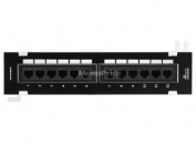 Monoprice 12-Port Vertical Cat6 Mini Patch Panel (110 Type)