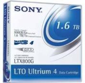 Sony Electronics Lto4 Ultrium 1.6Tb Data Cartridge, 800Gb