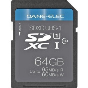 DANE ELECTRONICS SD UHS-1 Class - 64GB Small