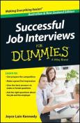Successful Job Interviews for Dummies, Australian & New Zealand Edition