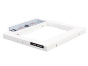 Silverstone Tek 9.5mm Height 2.5-Inch SATA HDD/SSD Caddy Conversion Tray for Laptop