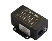Power over ethernet surge protection