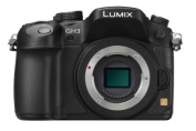 Panasonic Lumix DMC-GH3K 16.05 MP Digital Single Lens Mirrorless Camera with 7.6cm OLED - Body Only