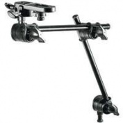 Bogen - Manfrotto 196B-2 2-Section Single Articulated Arm with Bracket