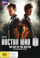 Doctor Who The Day of the Doctor - 50th Anniversary [Region 4]