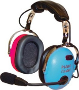 Pilot USA PA-1151ACB Child (Boy) Headset w/Audio In