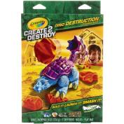 Create 2 Destroy Dino Destruction Kit-Suburban Slam