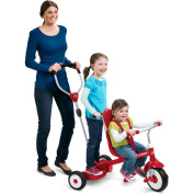 Radio Flyer Ride & Stand Stroll 'N Trike