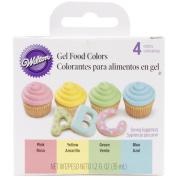 Wilton Gel Food Color Set - 4 ct.
