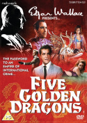 Five Golden Dragons [Region 2]