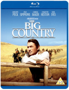 The Big Country [Region B] [Blu-ray]