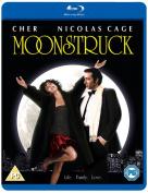 Moonstruck [Region B] [Blu-ray]