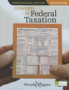 Concepts in Federal Taxation 2015, Professional Edition (with H&R Block