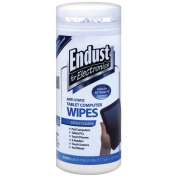 Endust Electronics Anti-Static Tablet Computer Wipes