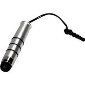 QVS Q-Stick Capacitive Touch Screen Mini-Stylus for iPad, Silver