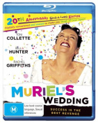 Muriel's Wedding 20th Anniversary Edition [Region B] [Blu-ray]