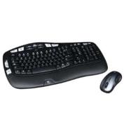 Logitech Wireless Wave Combo MK550 - keyboard and mouse set (920-002555) -