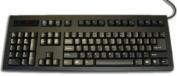 DSI Left-Handed Keyboard, Black
