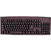 Persian Farsi English SimplyPlugo Brand Computer Keyboard -