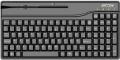 IDTECH, COMPACT VERSAKEY POS KEYBOARD,3TRACK MSR,USB (KEYBOARD EMUL), BLACK