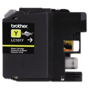 for Brother Innobella LC101Y Ink Cartridge - Yellow