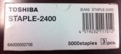 Toshiba Staple-2400