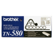 for Brother TN580 - TN580 High-Yield Toner, 7000 Page-Yield, Black
