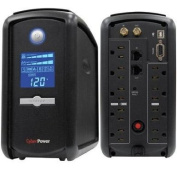 CYBER POWER, CyberPower Intelligent LCD CP1000AVRLCD 1000VA Tower UPS. Power Protection / UPS)