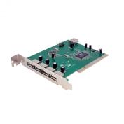 StarTech.com 7 Port PCI USB Card Adapter PCIUSB7