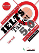 IELTS Target 5.0 Course Book and Workbook and Audio DVD