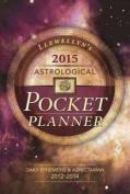 Llewellyns 2015 Astrological Pocket Planner