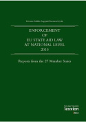 Enforcement of Eu State Aid Law at National Level 2010
