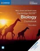 Cambridge IGCSE Biology Coursebook with CD-ROM