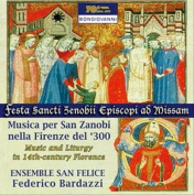 Musica per San Zanobi nella Firenze del '300
