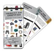 Emergency Bag Essentials (Swatchbook)