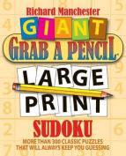Large Print Sudoku  [Large Print]