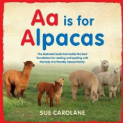 Aa is for Alpacas